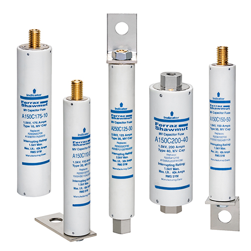 Capacitor Protection Fuses