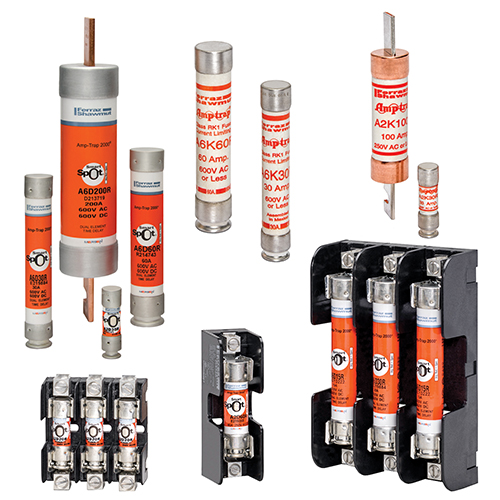 Class RK1 Fuses and Fuse Holders
