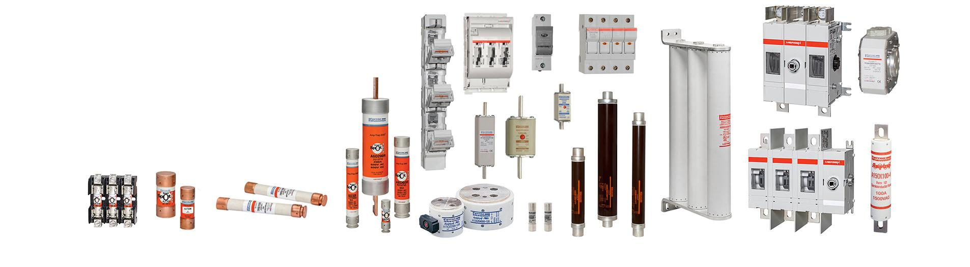 Welcome page photo of global fuses and fusegear