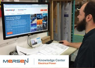 Mersen Knowledge Center - New PV