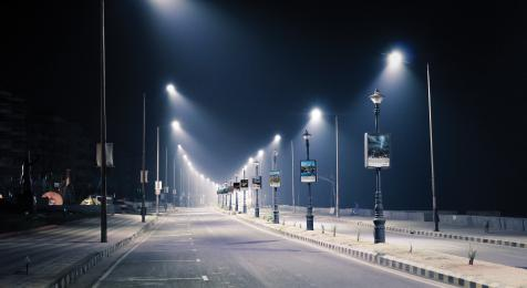 LED luminar and street lighting