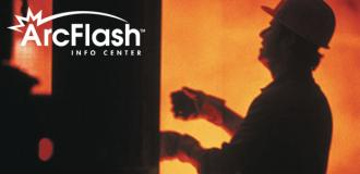 Arc Flash - Info center background